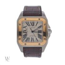 Cartier Santos 100 2656 2014 подержанные