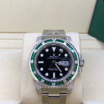 Rolex 116710LN Steel 2017 GMT-Master II 40mm pre-owned United Kingdom, Newcastle Upon Tyne