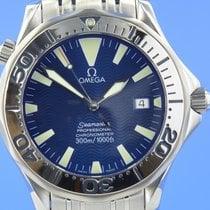 Omega 20558000 Steel Seamaster Diver 300 M 41mm pre-owned