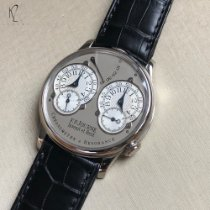F.P.Journe Chronometre à Resonance Platinum 38mm