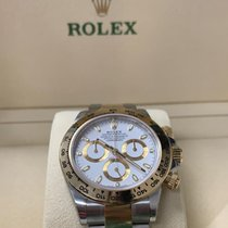 Rolex Gold/Steel 40mm Automatic 116503WI new