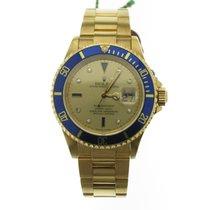 Rolex Submariner Date 16618 1989 occasion