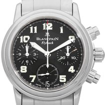 Blancpain Léman Fly-Back 2385F-1130-71 2000 pre-owned