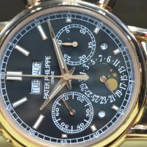Patek Philippe Perpetual Calendar Chronograph Rose gold Black United States of America, New York, New York