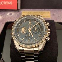 Omega Speedmaster Professional Moonwatch Çelik 42mm Siyah Sayılar yok Türkiye, istanbul