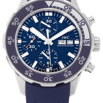 IWC Aquatimer Chronograph IW376711 2015 rabljen