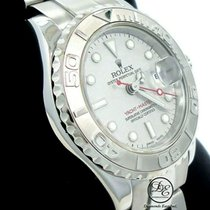 Rolex Yacht-Master pre-owned 29mm Date Steel