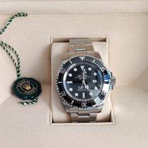 Rolex Sea-Dweller Deepsea Steel No numerals UAE, Dubai