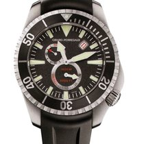 Girard Perregaux Sea Hawk new Automatic Watch with original box and original papers