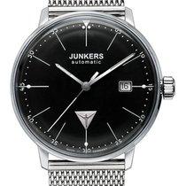 Junkers Bauhaus Steel 40mm Black