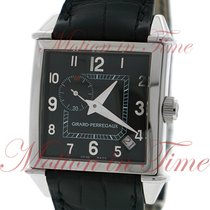Girard Perregaux Vintage 1945 Date & Small Seconds, Black Dial...