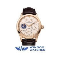 Jaeger-LeCoultre - MASTER EIGHT DAYS PERPETUAL Ref. 1612520/Q1...