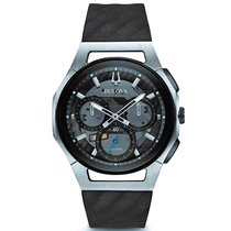 Bulova Men's  98A161  Curv Chronograph Watch