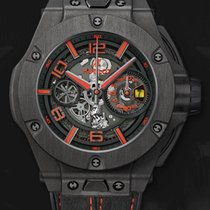 Hublot FERRARI UNIQUE BIG BANG CARBON 402QU0113
