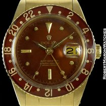 Rolex 6542 18k Gmt Master Incredibly Extensive Papers &...