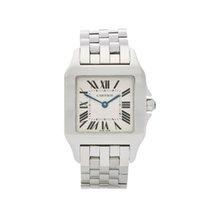 Cartier Santos Demoiselle Stainless Steel Gents W25065Z5 or...