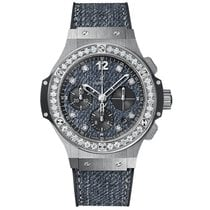 Hublot Big Bang Jeans Steel 41mm Blue United States of America, Pennsylvania, Holland