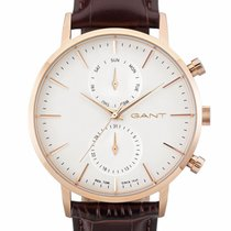 Gant W11203 Park Hill Day-Date Herren 44mm 5ATM