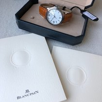 Blancpain Léman Ultra Slim 2100-1127-53A 2016 new