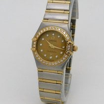 Omega Constellation 95 Mini Mop Diamonds 1267.15.00