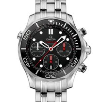 Omega 212.30.44.50.01.001 Steel Seamaster Diver 300 M 44mm new United States of America, New York, New York