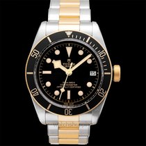 Tudor Black Bay S&G Acero