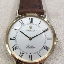 Rolex Cellini Ref. 4112 18Kt