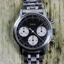 Zodiac Chronograph 36mm Manual winding 1960 pre-owned