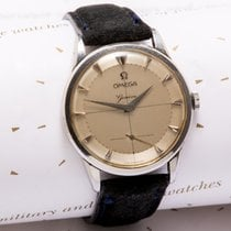 Omega Genève Steel 35mm United Kingdom, Macclesfield