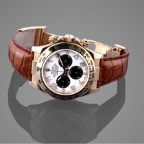 Rolex Cosmograph Daytona, Ref. 116518, Panda dial
