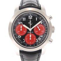 Girard Perregaux Chronograaf 40mm Automatisch 2000 Ferrari Zwart