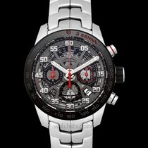 TAG Heuer Carrera Automatic Chrono Skeleton Manufacture Senna...