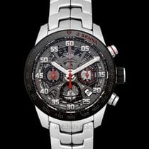 TAG Heuer Carrera 43mm Transparent