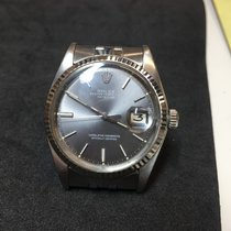 Rolex Datejust - 1601 - Antracite Grey Dial - Jubilee - 1974