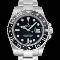 Rolex GMT-Master II Staal