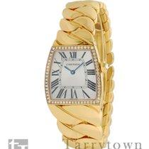 Cartier La Dona de Cartier Oro amarillo 33mm Plata Romanos