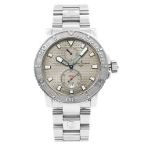 Ulysse Nardin Maxi Marine Diver Steel 43mm Grey No numerals United States of America, New York, NYC