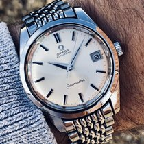 Omega Steel 1960 Seamaster pre-owned