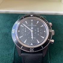 Jaeger-LeCoultre Deep Sea Chronograph Cerámica 44mm Negro Sin cifras