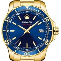 Movado Series 800 Azul