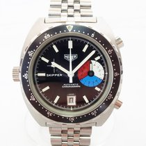 Heuer Steel 42mm Automatic 15640 pre-owned