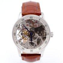 Zeno-Watch Basel Acero Cuerda manual UT6497/8 usados España, Barcelona