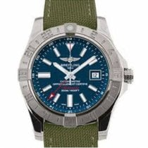 Breitling Avenger II GMT new 2019 Automatic Watch with original box and original papers A3239011/C872/106W/A20BA.1