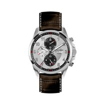 Jacques Lemans Steel 44mm Automatic 1-1750B new