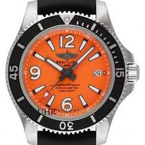 Breitling Superocean 42 Stahl 42mm Orange Deutschland, Schwabach