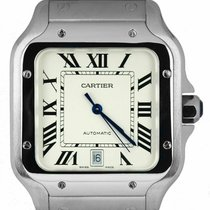 Cartier Santos (submodel) 4072 pre-owned