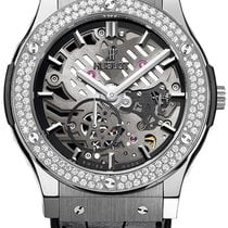 Hublot Classic Fusion Ultra-Thin Titan 45mm Transparent Deutschland, Schwabach