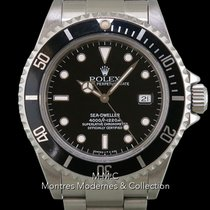 Rolex Sea-Dweller 4000 pre-owned 40mm Date Steel