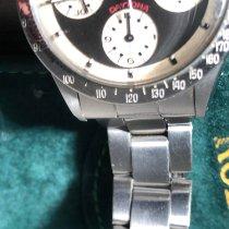Rolex Daytona 37mm Noir Sans chiffres France, paris