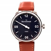 Meistersinger Urban UR908 New Steel Automatic